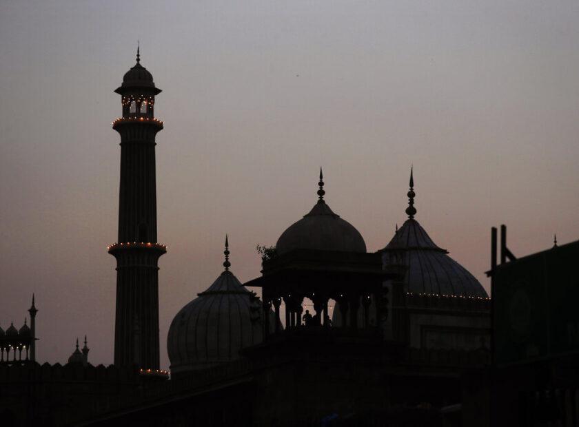 Virus Outbreak India Eid